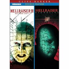 Hellraiser III: Hell on Earth / Hellraiser: Bloodline (Double Feature) SEALED