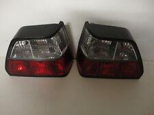 VW Golf 2 Rücklichter Rückleuchten PAAR Rot Weiß GT GTI 16v