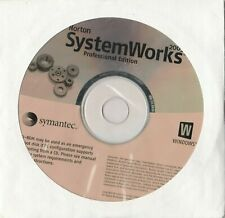 Norton SystemWorks 2003 Professional Edition for Windows