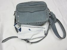 Rebecca Minkoff Bryn Studded Leather Camera Bag BRAND NEW