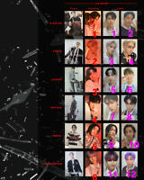 P1Harmony Debut album DISHARMONY : STAND OUT Photocard / stand FULL SET kpop.
