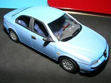 Alfa Romeo 156 in Met Blue for age 3 and up Solido 1:43 SCALE in fancy box