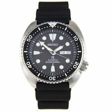 Seiko Prospex Men's Black Watch - SRP777