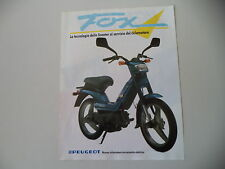 advertising Pubblicità 1993 PEUGEOT FOX 50