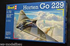 Revell 04312, Jagdflugzeug  Horten Go 229, 1:72 Neu + OVP