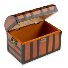 Reutter Porzellan Antique Wood Chest Dollhouse 1:12 Art 1.863/0