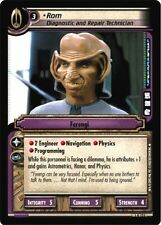 Star Trek CCG 2E Premiere Rom, Diagnostic and Repair Technician 1R223