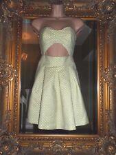 Petite Spotty Knee Length Dresses for Women