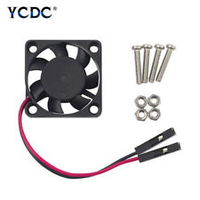 Cooling Fan For Raspberry Pi 3 2 Model B Pi 3 B+ Pi A+ DC 5V/0.2A 30x30x7mm 302