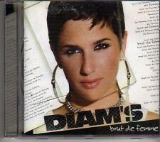 (CX207) Diam's, Brut De Femme - 2003 CD