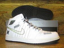 2008 Nike Air Jordan 1 Retro High SZ 9 Birmingham Barons Opening Day 325514-102