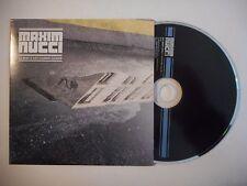 MAXIM NUCCI : LA NUIT C'EST COMME LA MER ♦ CD SINGLE PORT GRATUIT ♦