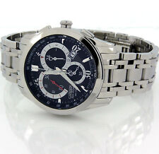 CITIZEN ECO-DRIVE MEN CHRONOGRAPH 39mm SOLID STAINLESS STEEL AT1007-51E