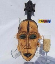 WAS $975 - Tribal African Art Guro Superstructure Mask Figure Sculpture Statue