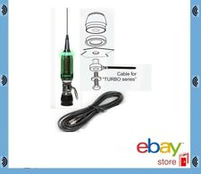 CB ANTENNA SIRIO PERFORMER 5000PL LED WITH CABLE RG58 4m