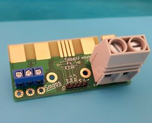 Connector PCB for Eltek Flatpack 2 and 2HE AC, DC and CAN bus