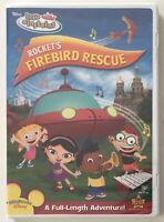 Disneys Little Einsteins: Rockets Firebird Rescue (DVD, 2007) - New Sealed