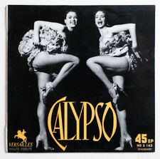 CALYPSO CHEESECAKE SEXY COVER france french early versailles 90 S 163 EP