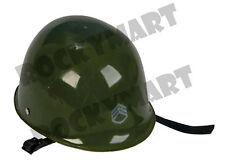 Olive Drab Green Kids TOY ARMY HELMET RM1564