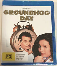 Groundhog Day Blu Ray Sealed