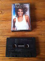 Whitney Houston - Whitney - 1987- Cinta Tape Cassette K7