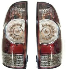 QUALITY LED OE REPLACEMENT PAIR TAIL LIGHT LAMPS FOR 2005-2015 TOYOTA TACOMA