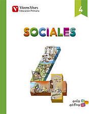 (15).CIENCIAS SOCIALES 4ºPRIM.(AULA ACTIVA). ENVÍO URGENTE (ESPAÑA)