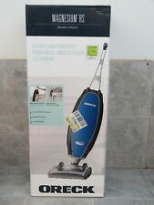 Oreck Magnesium RS LW1500RS Swivel-Steering Bagged Upright Vacuum Cleaner