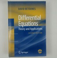 Differential Equations Theory and Applications by David Betounes Second Edition