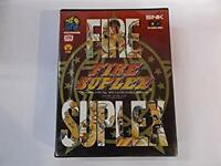 AES SNK FIRE SUPLEX Neogeo Working video games used