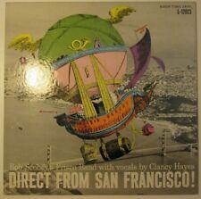 Bob Scobey's Frisco Band-Direct From San Francisco!-LP-Vinyl-Record-L-12023