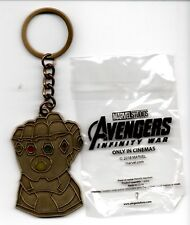 Avengers: Infinity War Movie Theater Exclusive Metal Key Chain - Thanos