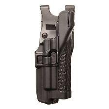 Blackhawk! Level 3 SERPA Xiphos Duty Holster Glock 17/22/31 BW Right 44H500BW-R