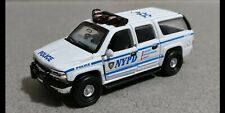 2000 Matchbox Collectibles Emergency Service NYPD Chevy Suburban Police Vehicle