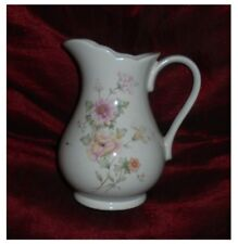 Matchmaker Roscal Staffs Flowery Decorative Jug.