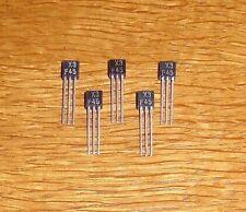 5 Transistoren  SF 245  ( = BF 199 )