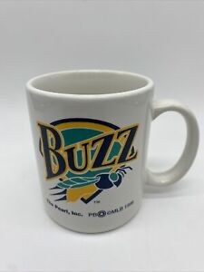 Vtg 1996 Salt Lake Buzz MLB Minor League Mug