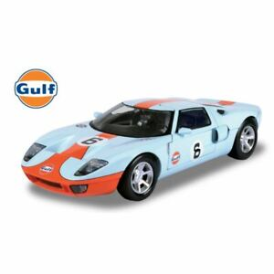 1:12 Ford GT Concept Car -- Gulf Oil Livery -- MotorMax