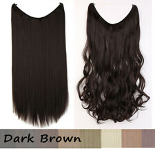 Hidden Secret Headband Wire No Clip in Hair Extensions Hairpiece as Human USTO