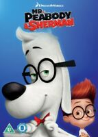 Nuovo Mr Peabody & Sherman DVD