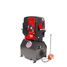 New Edwards 40 Ton Ironworker IW40-3P230