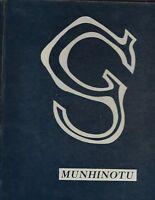 1971 Gresham Oregon High School Yearbook Annual Munhinotu