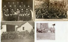 More details for 20 ( lot d) germany german military mainly ww1 rp pcs used/unused ref t913