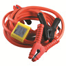 Matson ANTIZAP JUMPER LEADS 50mmx4m 12/24V Pressed Metal, Heavy Duty Clamps