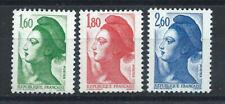 "France N°2219/21** (MNH) 1982 - Type ""Liberté"""