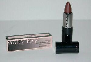 Mary Kay Creme Lipstick Nutmeg 015582 Full Size Discontinued