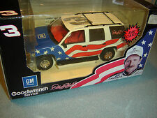 #3 Dale Earnhardt Sr 1996 Goodwrench OLYMPICS Chevy Tahoe Brookfield 1/24 NEW
