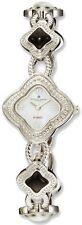 Ladies Charles Hubert Black Agate/White Howlite Bracelet Watch