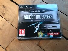 Zone of the Enders: HD Collection (PS3) promo mint