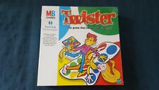 Vintage retro classic Twister Family Board Game MB Games 1999 brand new & sealed